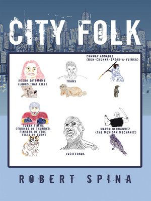 cover image of City Folk