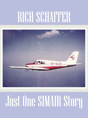cover image of Just One Simair Story