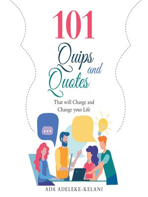 cover image of 101 Quips and Quotes