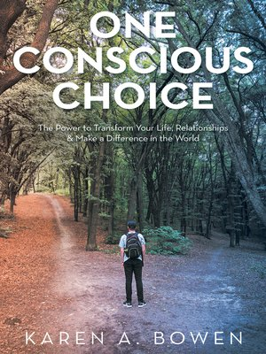 cover image of One Conscious Choice