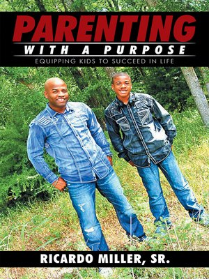 cover image of Parenting with a Purpose