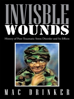 cover image of Invisble Wounds