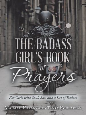 cover image of The Badass Girl's Book of Prayers