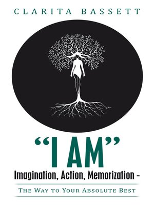 "cover image of ""I Am"" Imagination, Action, Memorization"