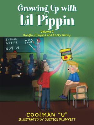 cover image of Growing up with Lil Pippin