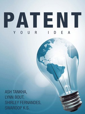 cover image of Patent Your Idea