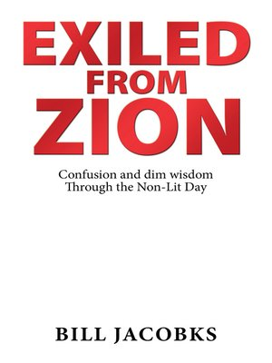 cover image of Exiled from Zion
