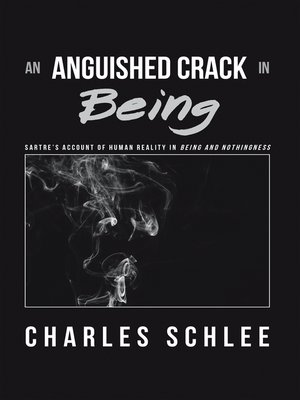 cover image of An Anguished Crack in Being