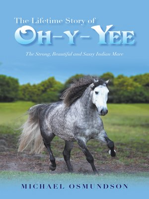cover image of The Lifetime Story of Oh-Y-Yee