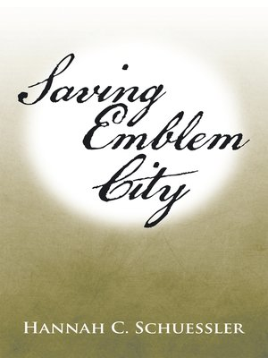 cover image of Saving Emblem City