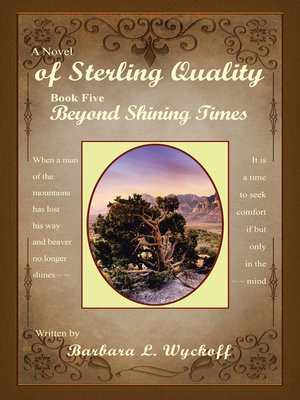 cover image of Of Sterling Quality