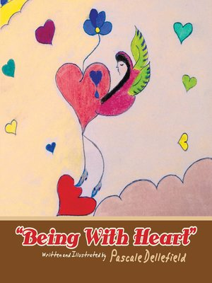 "cover image of ""Being with Heart"""