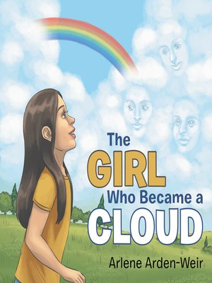 cover image of The Girl Who Became a Cloud