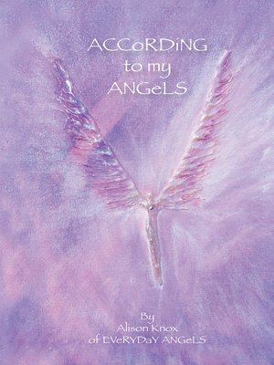 cover image of According to My Angels