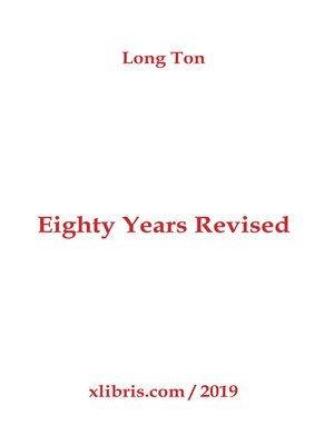 cover image of Eighty Years Revised