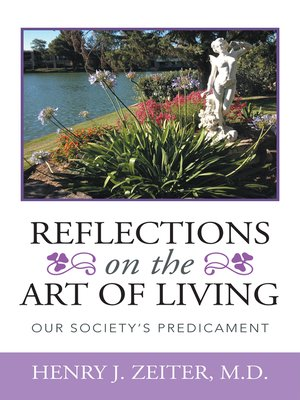 cover image of Reflections on the Art of Living