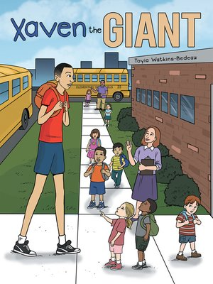 cover image of Xaven the Giant