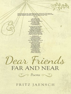cover image of Dear Friends Far and Near