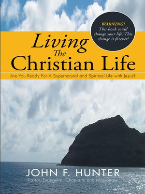 cover image of Living the Christian Life