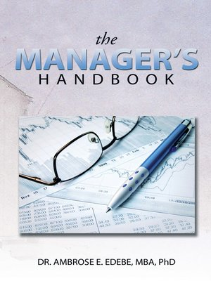 cover image of The Manager'S Handbook