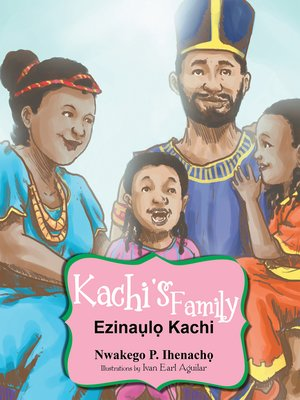 cover image of Kachi's Family