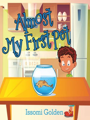 cover image of Almost My First Pet
