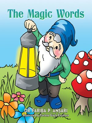 cover image of The Magic Words