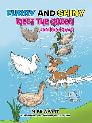 cover image of Furry and Shiny Meet the Queen and Her Court
