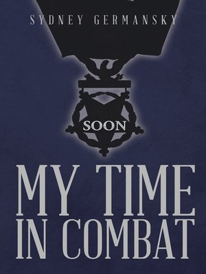 cover image of My Time in Combat