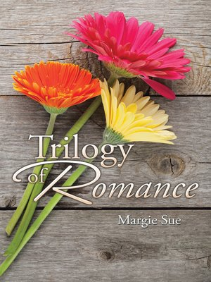 cover image of Trilogy of Romance
