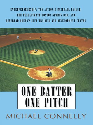 cover image of One Batter One Pitch