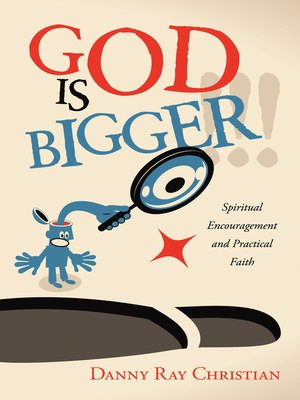 cover image of God Is Bigger !!!