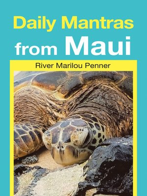 cover image of Daily Mantras from Maui