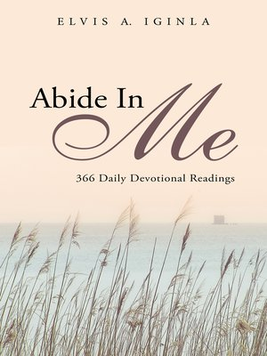 cover image of Abide in Me