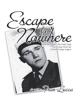 cover image of Escape to Nowhere