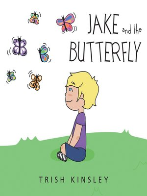 cover image of Jake and the Butterfly