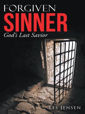 cover image of Forgiven Sinner
