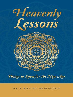 cover image of Heavenly Lessons
