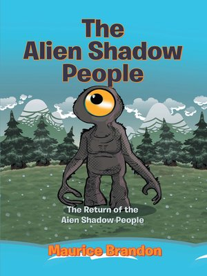 cover image of The Alien Shadow People