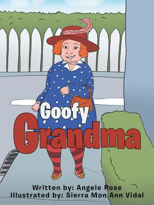 cover image of Goofy Grandma