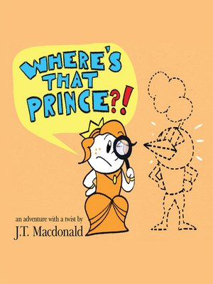 cover image of Where's That Prince?