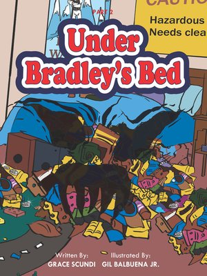 cover image of Under Bradley'S Bed