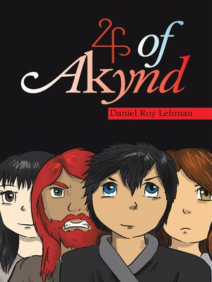 cover image of 4 of Akynd