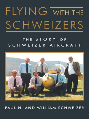 cover image of Flying with the Schweizers