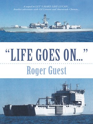 "cover image of ""Life Goes On..."""