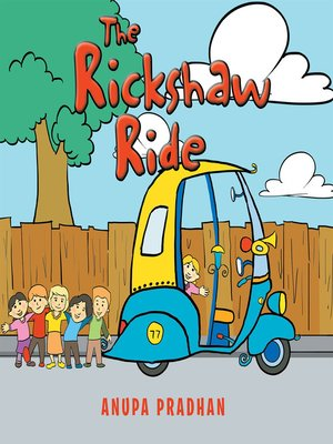 cover image of The Rickshaw Ride