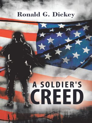 cover image of A Soldier's Creed