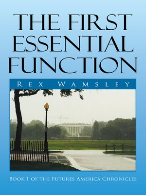 cover image of The First Essential Function