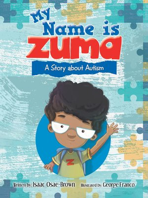 cover image of My Name Is Zuma