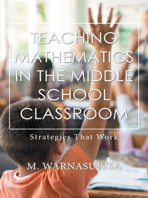 cover image of Teaching Mathematics in the Middle School Classroom